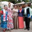 @ sabantuy Leipzig: Künstler aus Tatarstan und Aktivisten aus Deutschland (mit Rosa Habibullina, Gulnaz Valeeva)