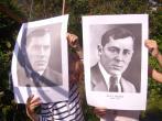 Abdullah Alish und Musa Dshalil: tatarische Antifaschisten in der Wolga-Tataren-Legion der Deutschen Wehrmacht, ermordet in Plötzensee..