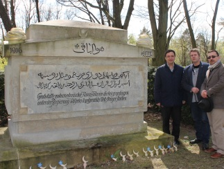 TatarenGedenkstein Wünsdorf ICATAT