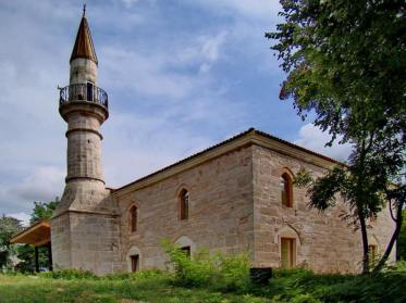 Abdul Medgid Moschee Medgidia