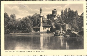 AK-Bukarest-Bucuresti-Parcul-Carol-Moschee