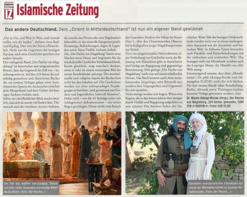 Islamische Zeitung 5.6.2020