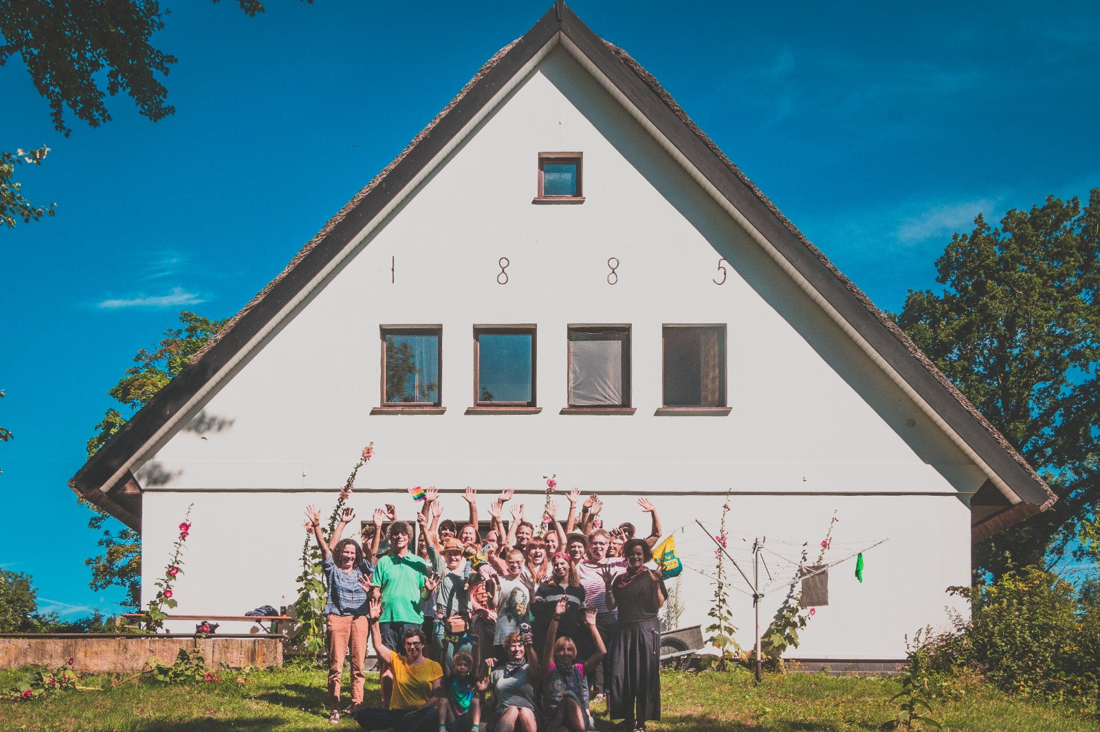 1 Arnold-Gustavs-Haus ICATAT-Colloquium 2020 Foto © Kirsten Mengewein kiraton
