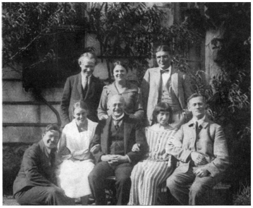 Gründung Altorientalische Gesellschaft