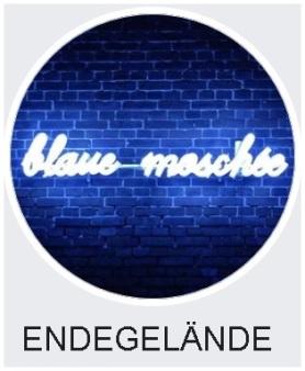 endeGelände BlaueMoschee